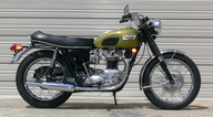 1151 - 1970 Tri TR6R Tiger 650
